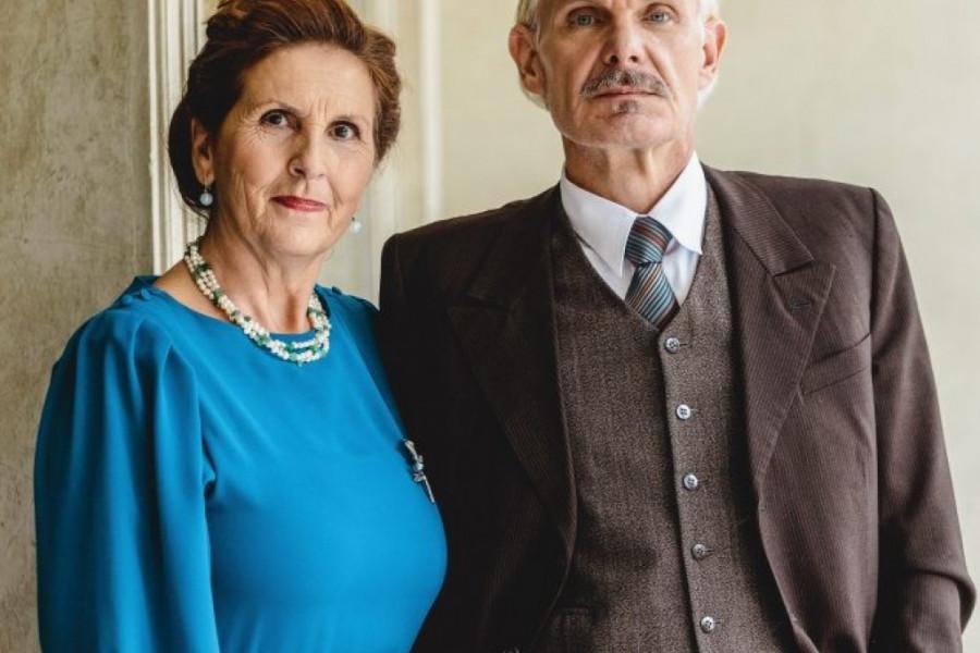 Olga Odanović i Dragan Petrović Pele: Bez pozorišta u kući više od 30 godina