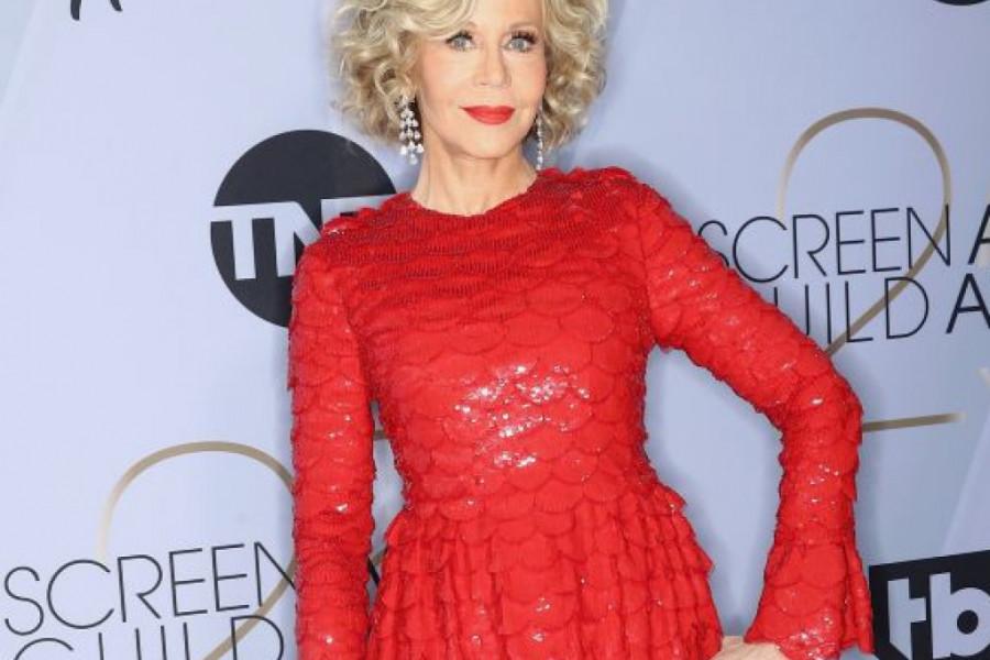 Džejn Fonda uhapšena tokom protesta u Americi