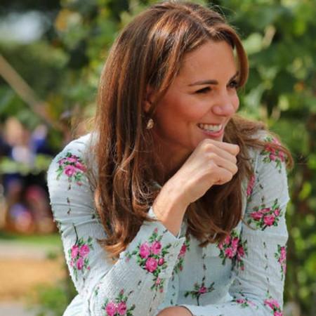 Vojvotkinja Kejt u najlepšoj jesenjoj haljini