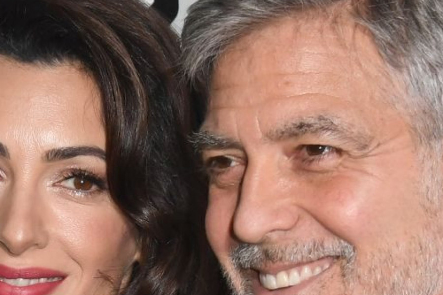 Džordž Kluni: Elegantni džentlmen na odmoru u Italiji (foto)