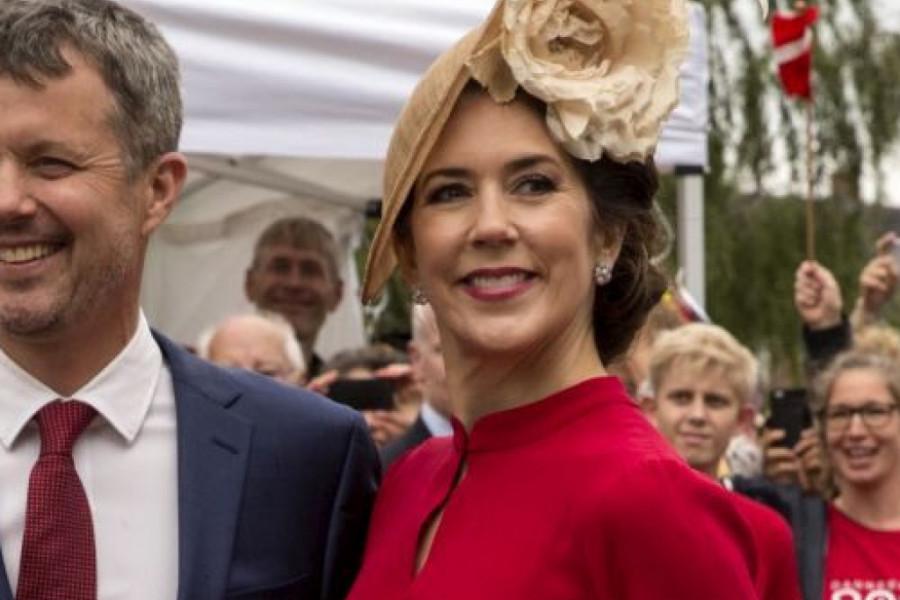 Danska princeza Meri: Modni detalj u bojama zastave o kome svi pričaju (foto)