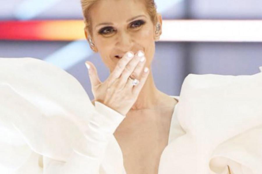 """Kraljica ekscentričnog stila: Kad Selion Dion obuče """"džak za krompire"""" (foto)"""