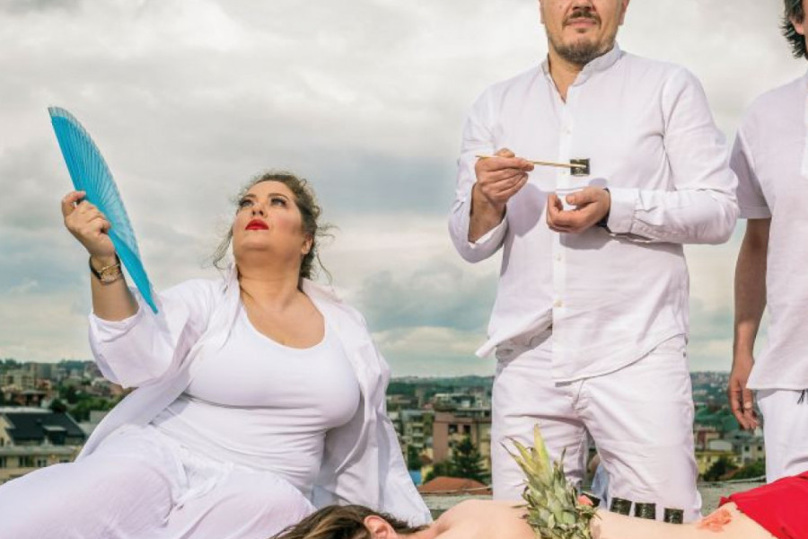 Gastro avanture grupe Bella Technika: Recepti za sirovi zen