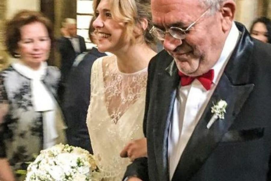 Feđa Stojanović o udaji kćerke: Sicilijanska svadba sa ukusom srpske rakije