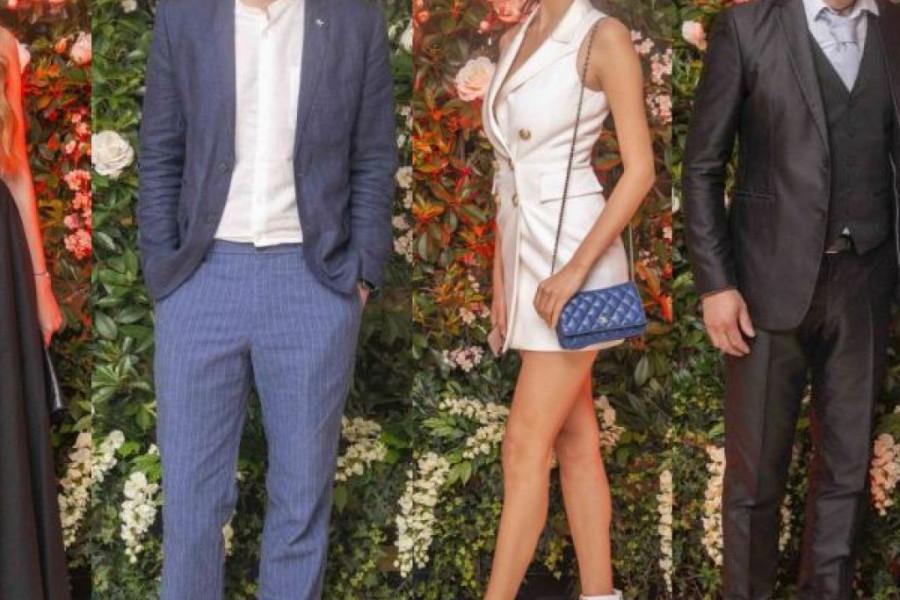 """Smart elegant: Najzapaženije modne kombinacije na žurci magazina """"Gloria"""" (foto)"""