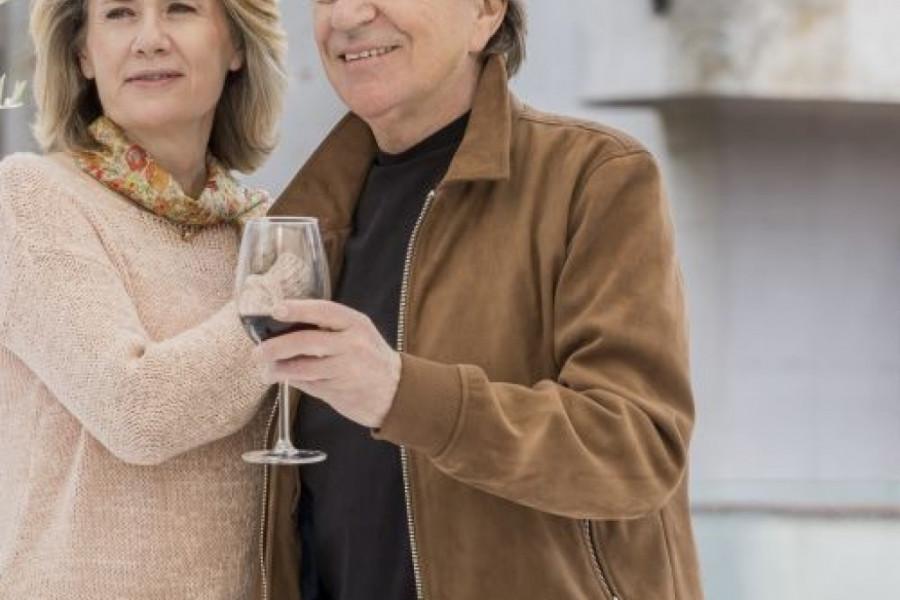 Goran i Kristina Paskaljević: Sveta zajednica ribe i masline
