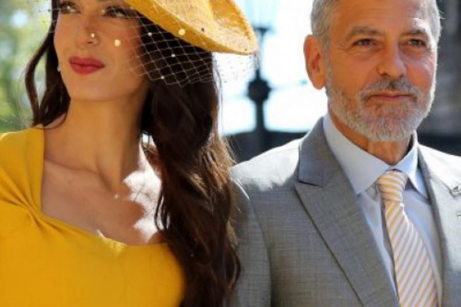 Pitanje koje intrigira ceo svet: Da li će Džordž Kluni biti kum kraljevskoj bebi?