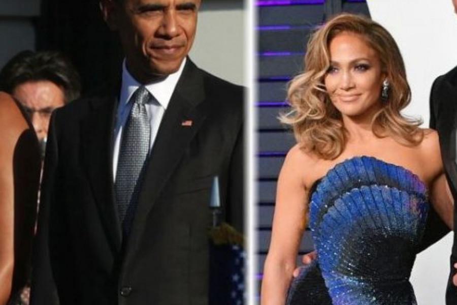 Deliti izazov sa nekim koga voliš život čini boljim: Obamina čestitka Dženifer Lopez i Aleksu Rodrigezu (foto)