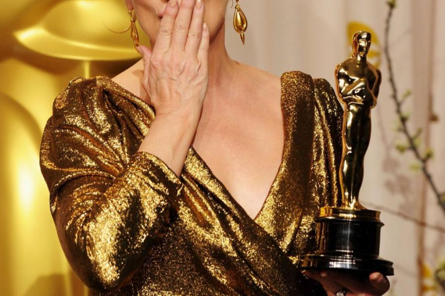 Najlepša nagrada: Meril Strip dobila unuka