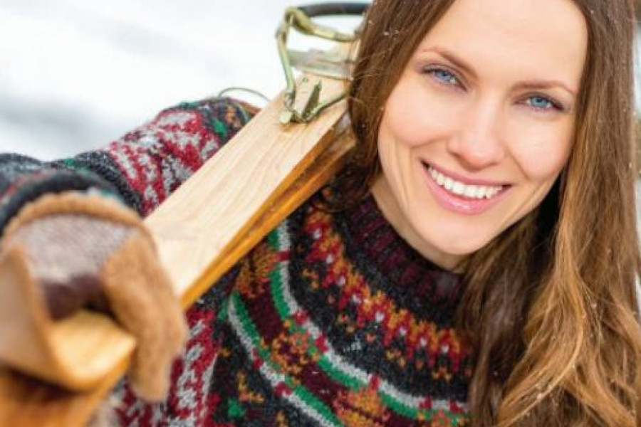 Glamur na snegu: Skijajte sa stilom