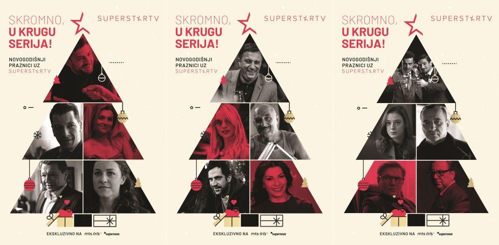 Skromno u krugu serija - Superstar Video klub