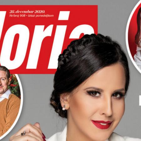 U prodaji novogodišnje izdanje magazina Gloria!