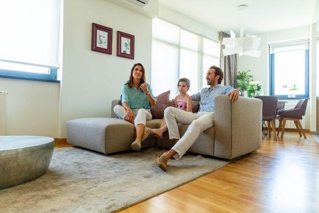 Tri razloga zašto veliki stanovi nisu samo za porodice!