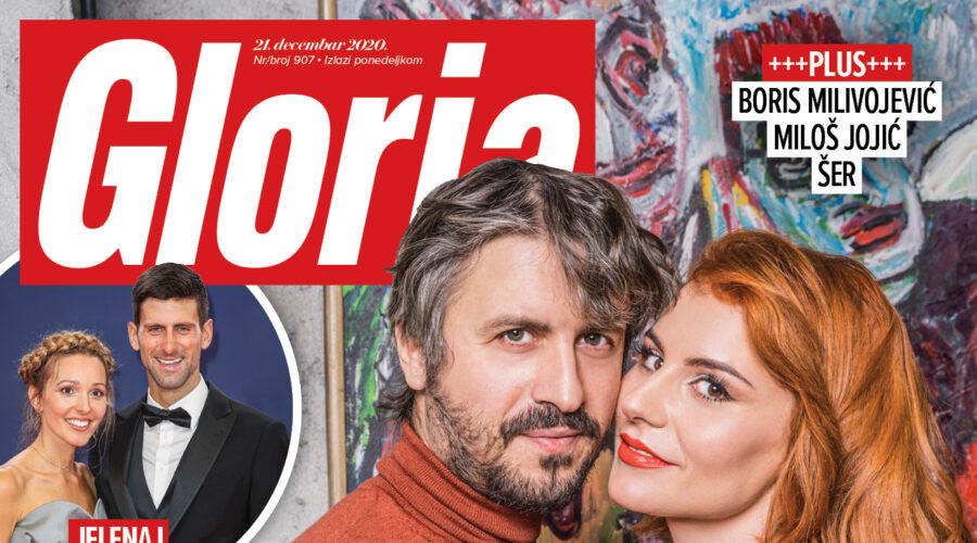 U prodaji 907. broj magazina Gloria!