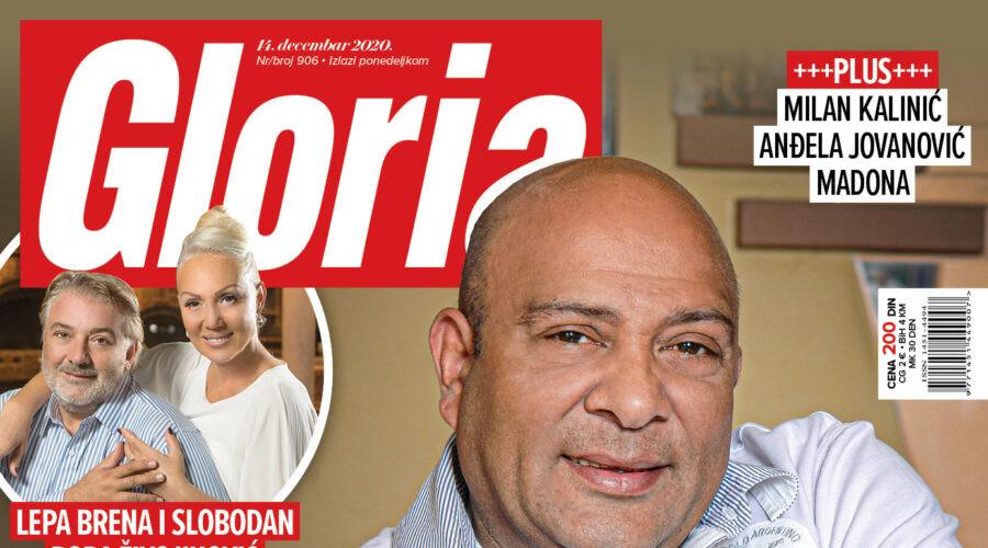 U prodaji 906. broj magazina Gloria!