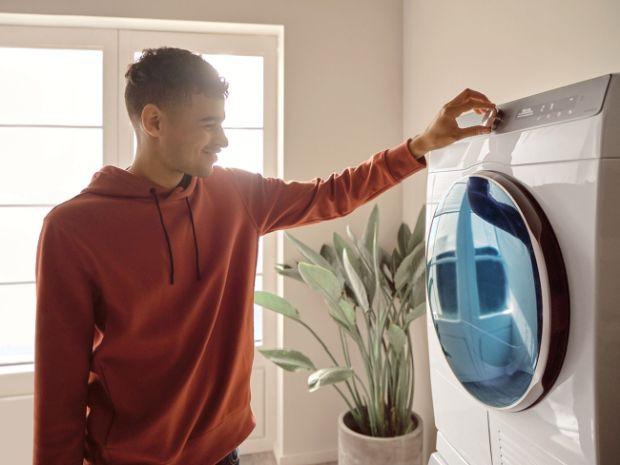 Veš mašina koja pamti vaš izbor i navike pri pranju!