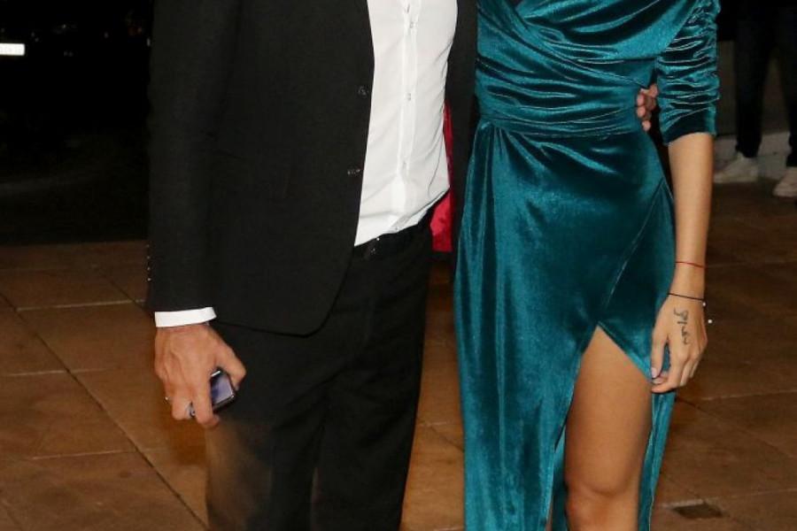 Ponosni roditelji Danijela i Ognjen Amidžić: Najvećoj sreći na svetu srećan rođendan! (foto)
