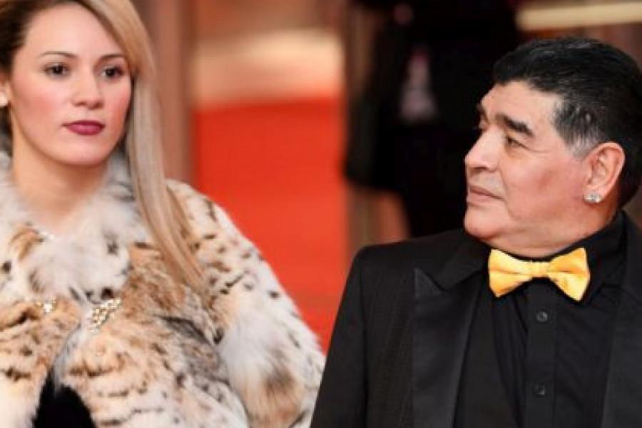 Bivsa supruga Dijega Maradone zabranila je njegovoj poslednjoj ljubavi da prisustvuje sahrani čuvenog fudbalera!