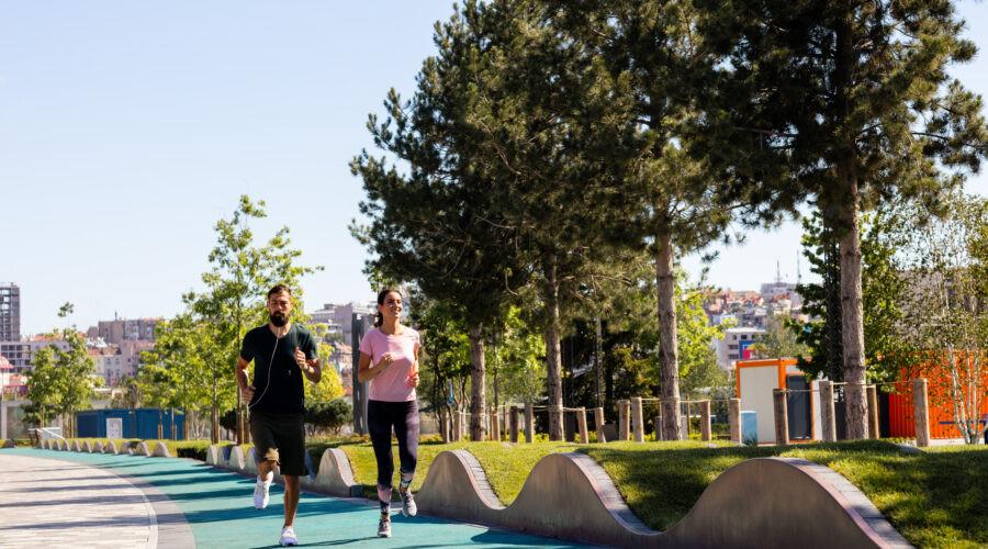 Pet prednosti života u blizini parka - Zašto je zgrada BW Quartet idealna za vaš novi dom?