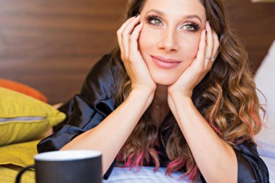 Glumica Milena Živanović potpuno je promenila ssvoju ishranu od porođaja: Kada sam postala mama, kuhinju sam prilagodila bebi!