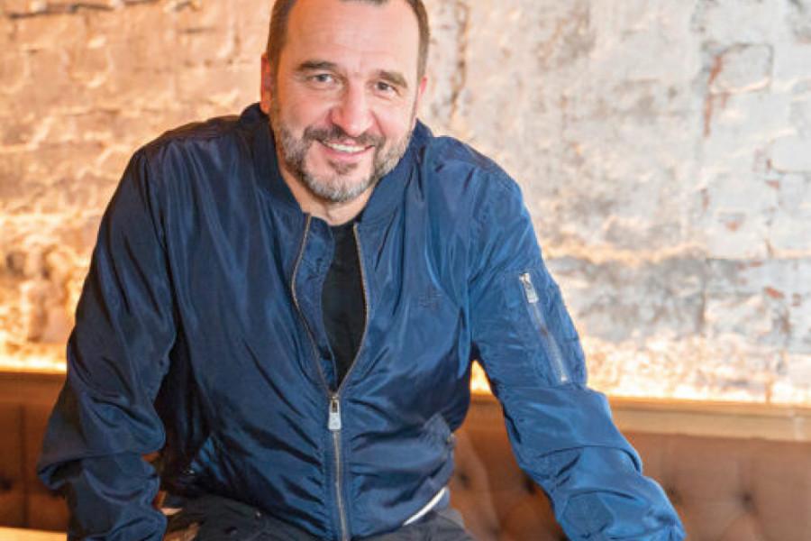 Glumac Nenad Jezdić iskren: Desi se da zaplačem, zato smo ljudi!