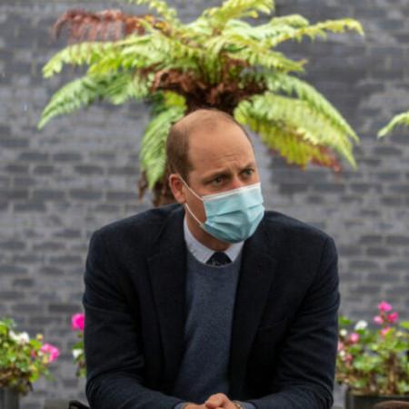 Princ je bio odlučan u nameri da ne širi paniku: Vilijam je bio suočen s najtežim oblikom virusa!