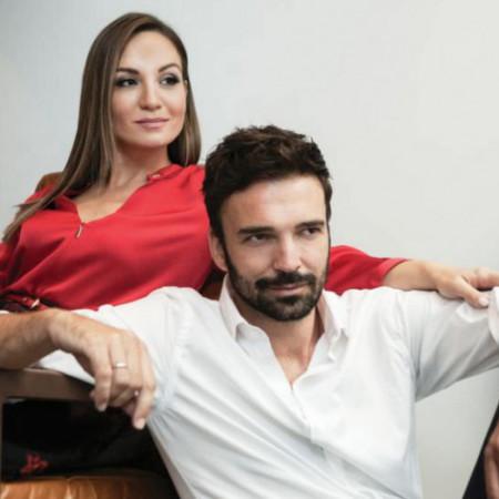 Emotivni suprug Ivan Bosiljčić oduševio suprugu Jelenu Tomašević: Srećan ti rođendan srećo!