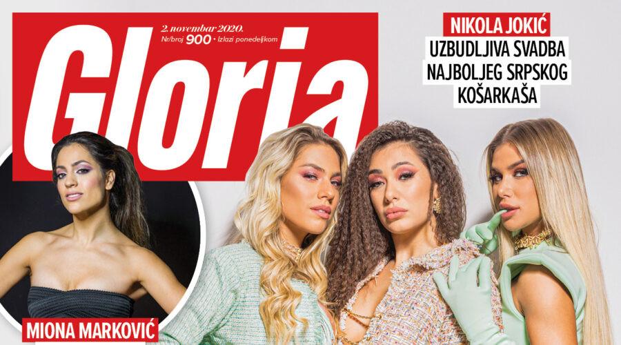 U prodaji 900. broj magazina Gloria!