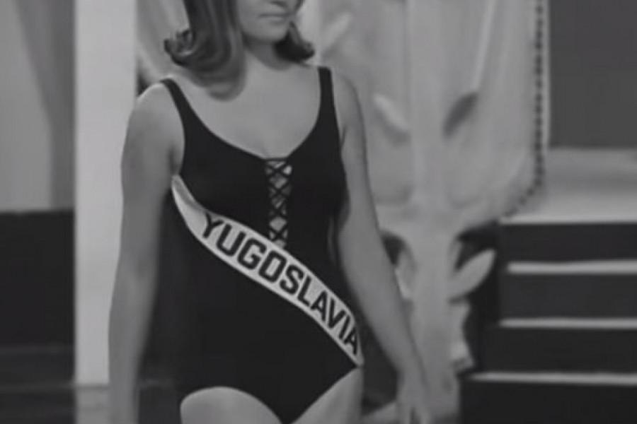Prva i jedina Jugoslovenka na svetskom izboru za mis: Nikica Marinović najlpeša žena sa ovih prostora doživela je tragičan kraj! (foto/video)