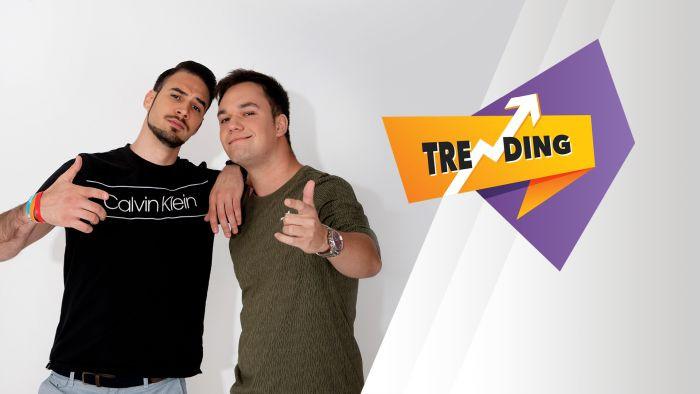 Jutjuberi predstavljaju trending pre svih na RED TV-U: Sa Conetom i Duxom saznajte najbolje novitete sa Jutjuba!