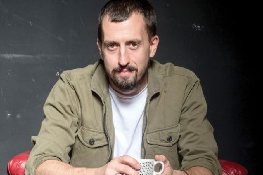 Glumac Stefan Trifunović ekskluzivno za Gloriu: Plašim se usamljenosti!