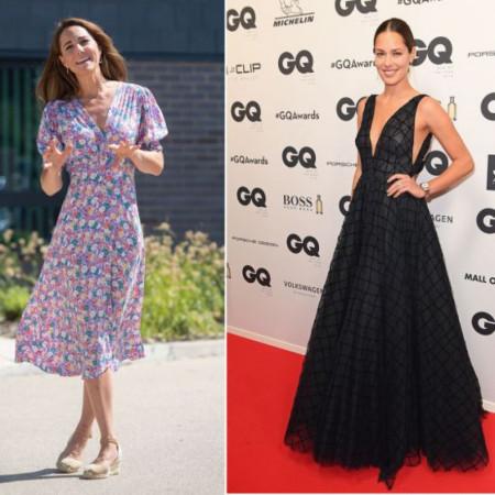Dame istančanog ukusa: Ana Ivanović i Kejt Midlton ponele indentičan 'outfit', kojoj bolje pristaje?