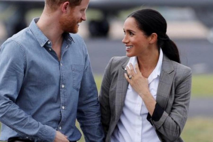 Kako se suočavaju sa svojim problemima: Megan Markl i princ Hari otkrili svoju tajnu! (video)