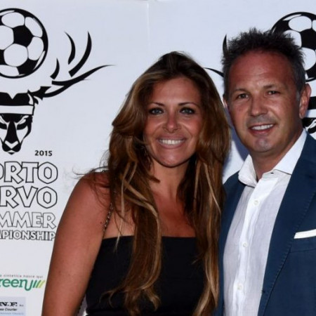 Siniša Mihajlović sa suprugom zablistao je na plesnom podijumu: Nisam vešt igrač, ali ovaj ples poklanjam Arijani!