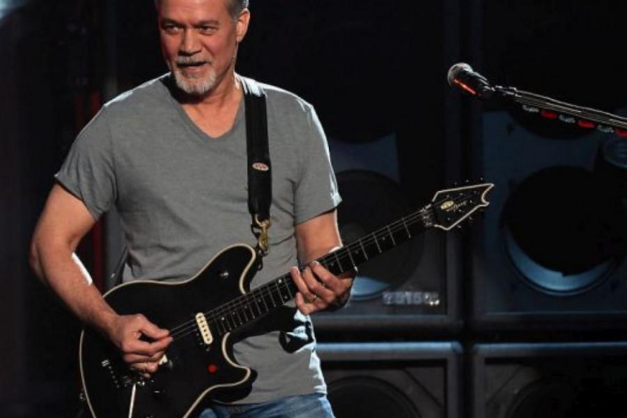 Svet izgubio jednog od najvećih gitarista ikada: Edi Van Hejlen preminuo je nakon duge i teške bolesti!
