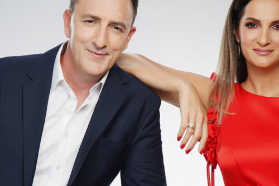 Kristina i Sergej Ćetković ekskluzivno za Gloriju: Naša ljubav je kao stena!