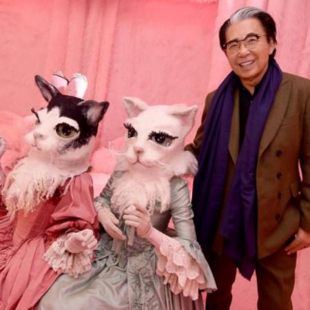 Pariz oplakuje svog sina - Tragične okolnosti dovele do smrti proslavljenog modnog dizajnera Kenza Takada!