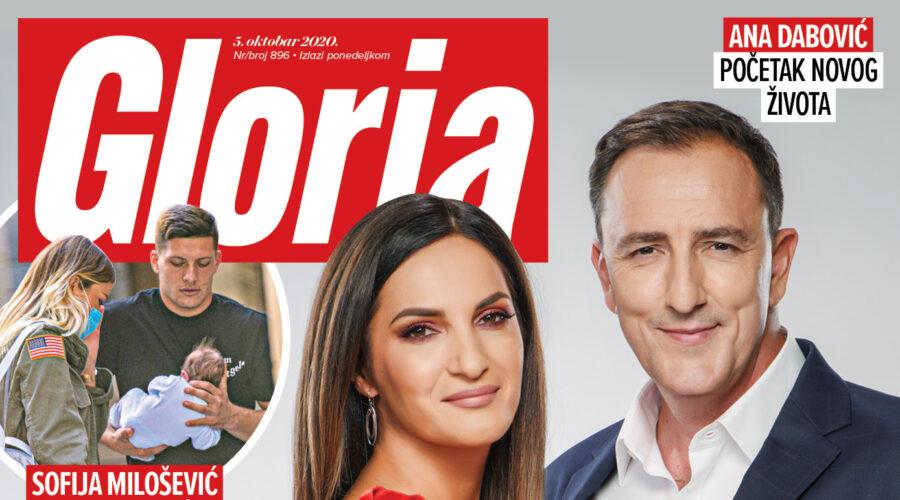 U prodaji 896. broj magazina Gloria!