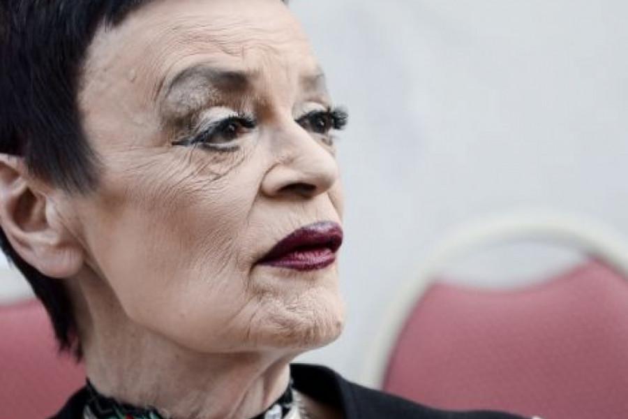 Nikad nije kasno - Ruška Jakić spremna je da se prepusti ljubavi i u devetoj deceniji života!