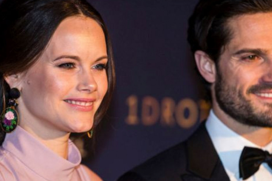 Da li su oni najskaldniji kraljevski par - Princeza Sofija i princ Karl Filip su oličenje stila! (foto)