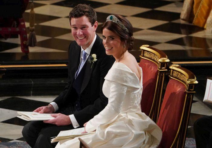 Radosne vesti na britanskom dvoru - princeza Evgenija je trudna!