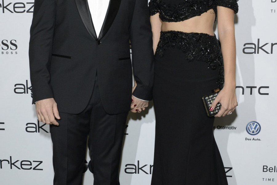 Nepremostiva prepreka - Halit Ergenč i njegova supruga Berguzar Korel se razvode?