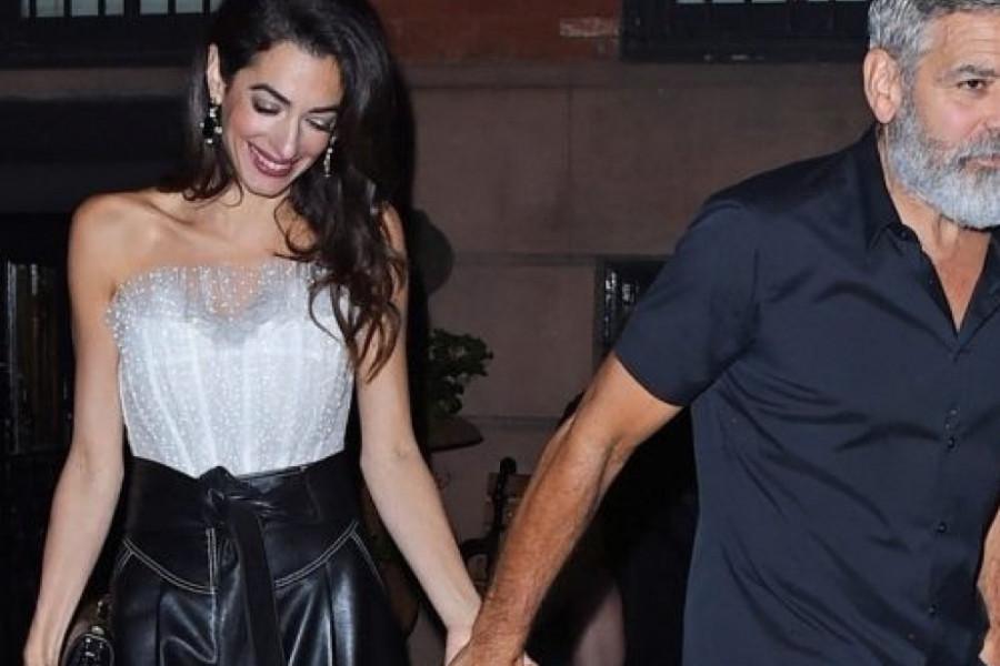 Džordž Kluni nastavio da izluđuje suprugu - Amal je ljubomorna na latino divu?