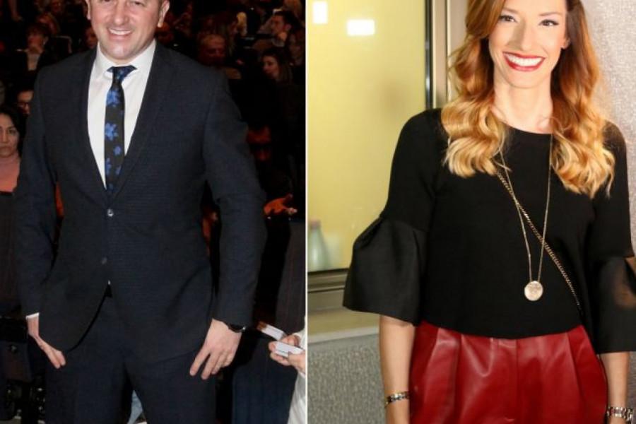 Nakon 15 godina partnerstva - Razilaze se Srđan Predojević i Jovana Joksimović?