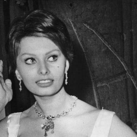 Za neke dive godine su zaista samo broj - Sofija Loren proslavila je 86. rođendan!