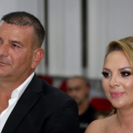 Pevačica zablistala u prelepoj venčanici - Biljana Sečivanović konačno je stala na ludi kamen! (foto)