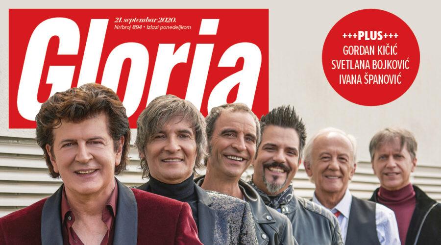 U prodaji 894. broj magazina Gloria!