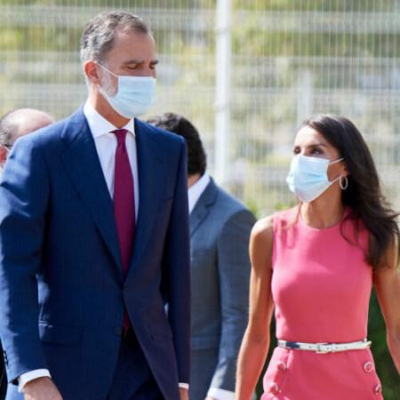 Glamurozna kraljica Leticija očarala je javnost u Španiji - kome roze boja loše stoji? (foto)