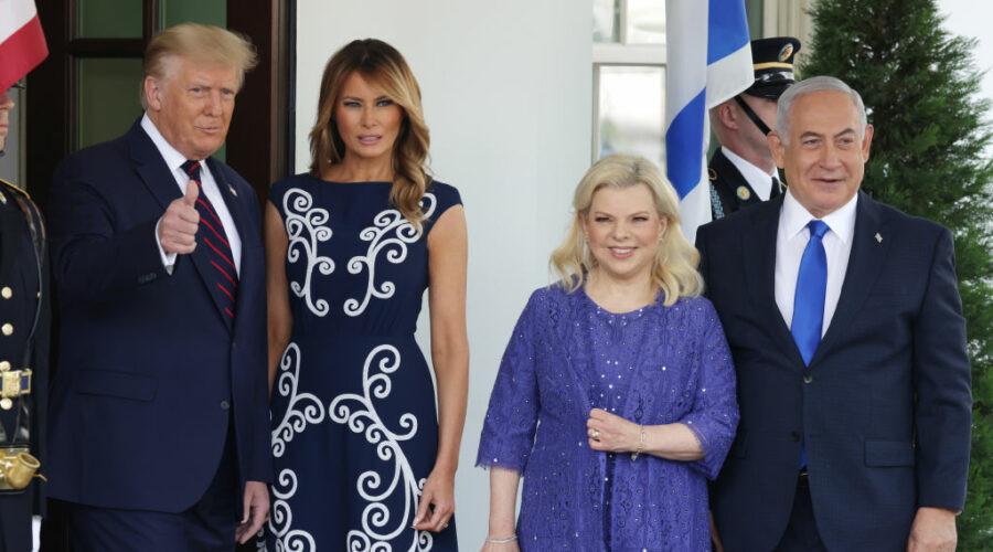 Melanija Tramp zasenila je prvu damu Izraela - Lepota nema cenu!