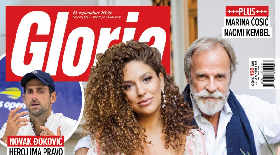 U prodaji 893. broj magazina Gloria!